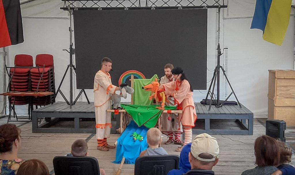 У франківському Палаці Потоцьких дає вистави Театр ляльок 2