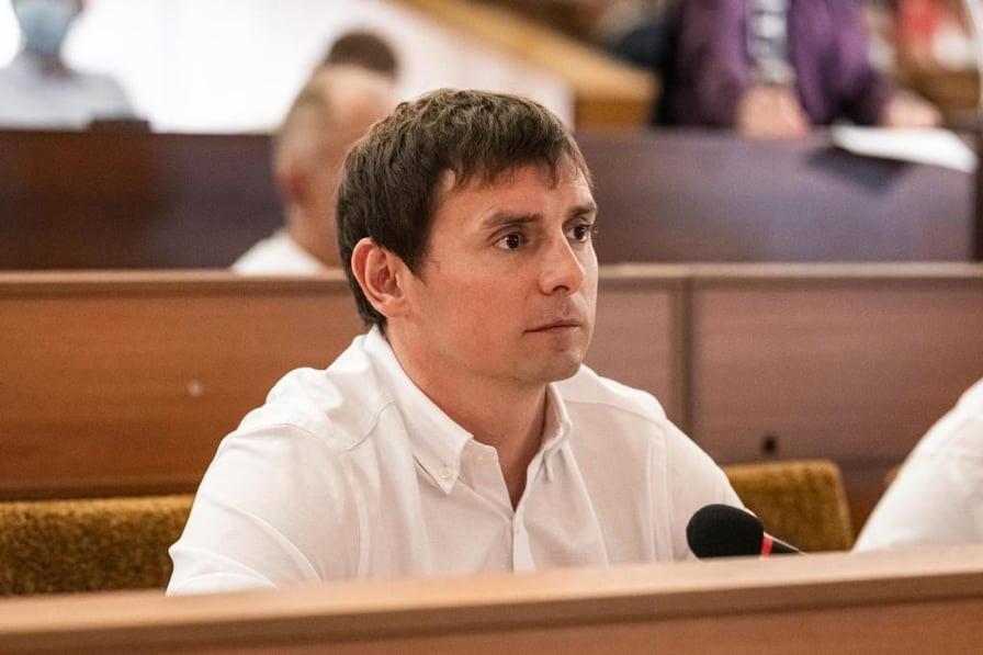 Депутат Івано-Франківської міської ради Сергій Палійчук