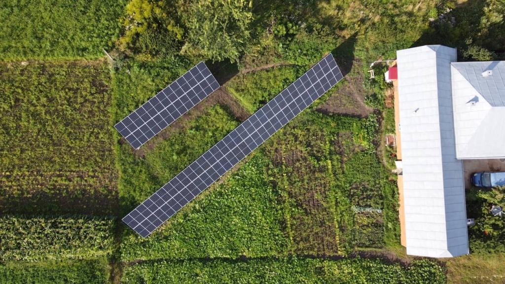 сонячна електростанція для дому