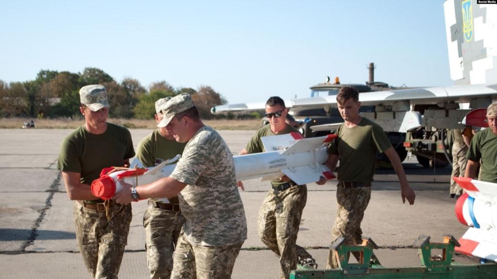 Авіація ЗСУ на спільних навчаннях з НАТО