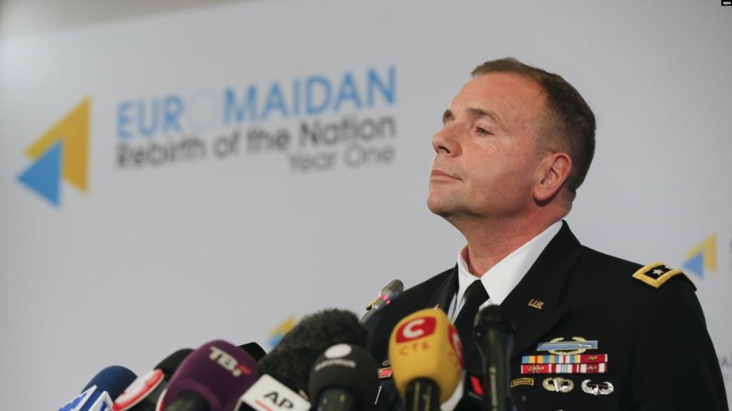 Бен Годжес командувач американської армії в Європі