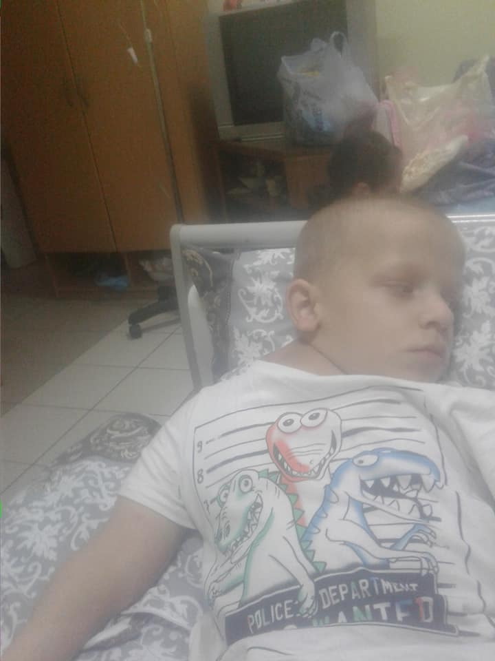 Андрійко Годунко продовжує боротися з важкою хворобою – потрібна підтримка 2