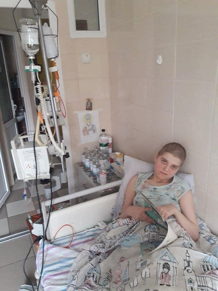 В Івано-Франківську збирають кошти на лікування дитини-сироти 2