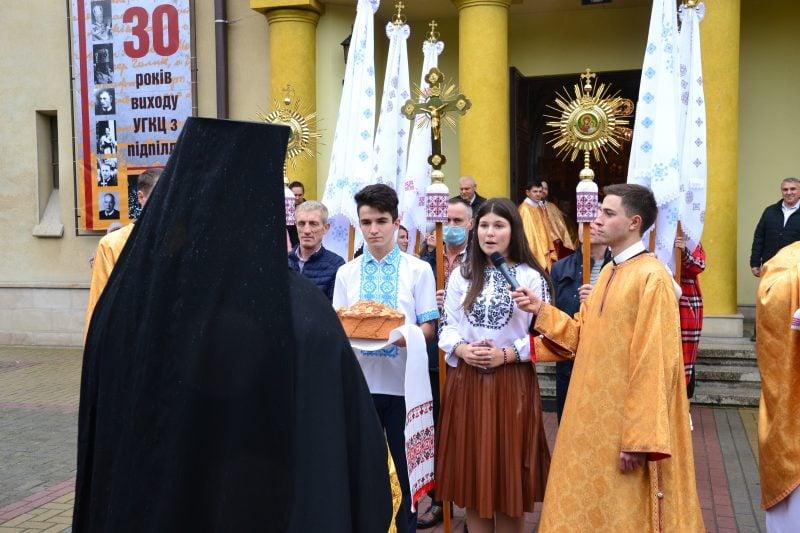 На Майзлях відзначили храмове свято та відкрили музей Софрона Дмитерка. ФОТО 2