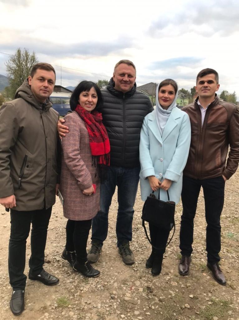 Ольга Ганиш кандидат в депутати