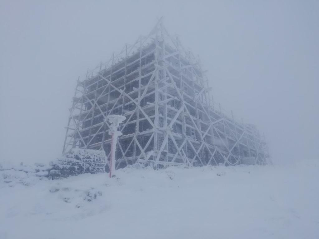 На Прикарпатті випав сніг. ФОТО, ВІДЕО 6