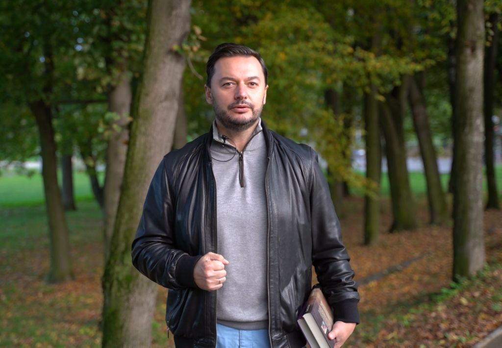 Юрій Соловей - лідер УДАР в Івано-Франківську