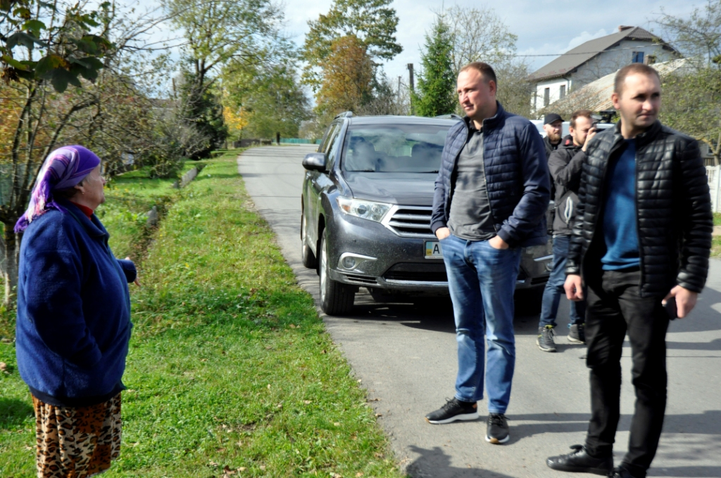Віктор Шевченко: Всі дороги на Прикарпатті можна відремонтувати за три роки 2