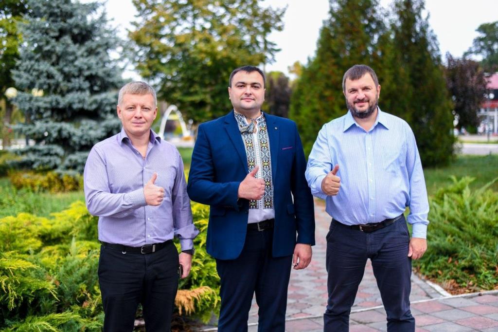 У Бурштині «Голос» представив кандидатів до міської ради 2