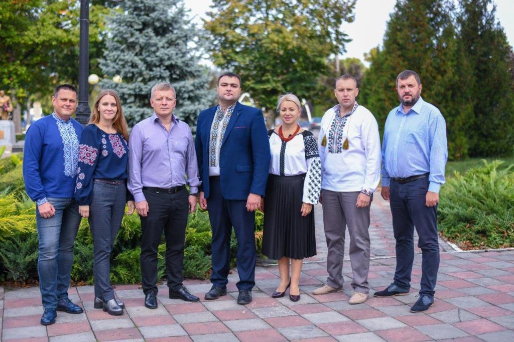 У Бурштині «Голос» представив кандидатів до міської ради 1