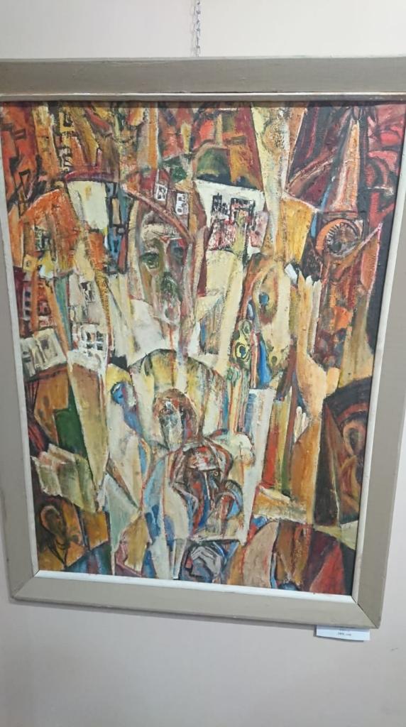 У Франківську відкрили виставку Опанаса Заливахи до 95-ліття художника 10