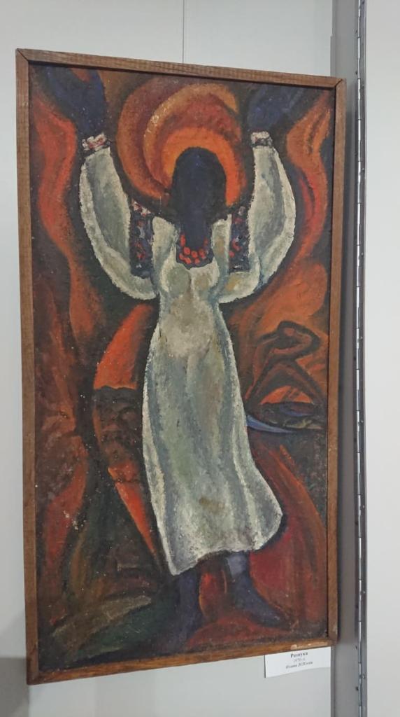 У Франківську відкрили виставку Опанаса Заливахи до 95-ліття художника 6