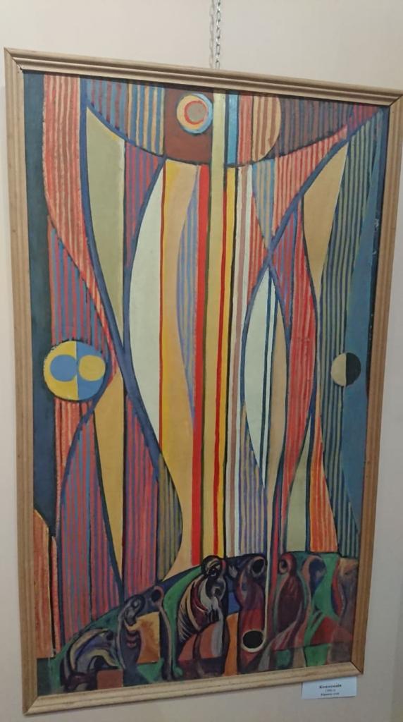 У Франківську відкрили виставку Опанаса Заливахи до 95-ліття художника 11