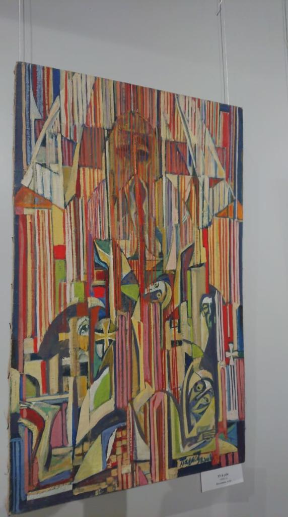 У Франківську відкрили виставку Опанаса Заливахи до 95-ліття художника 8