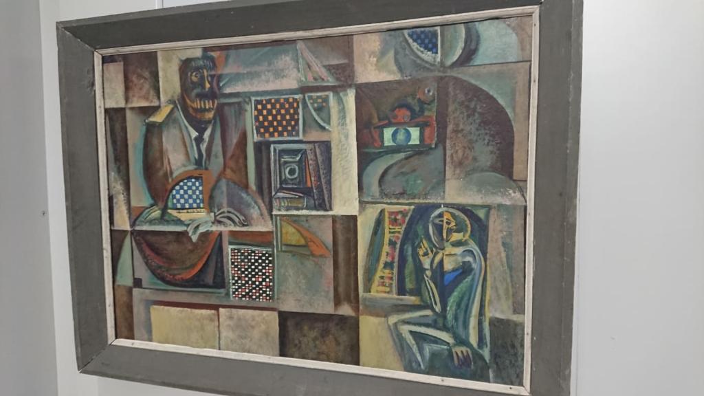 У Франківську відкрили виставку Опанаса Заливахи до 95-ліття художника 12