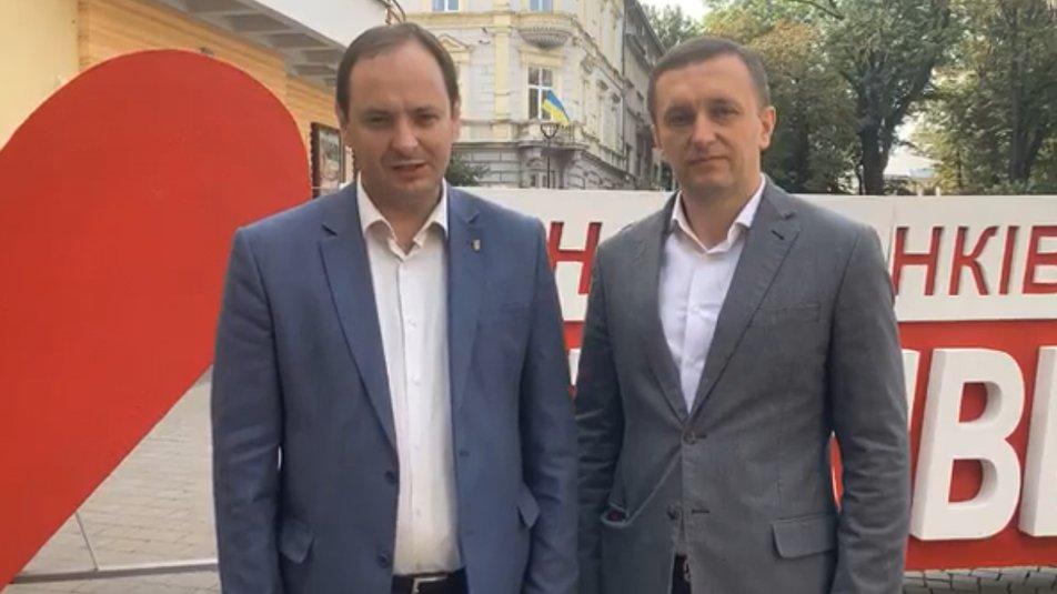 Марцінків запропонував Шкутяку посаду заступника 4