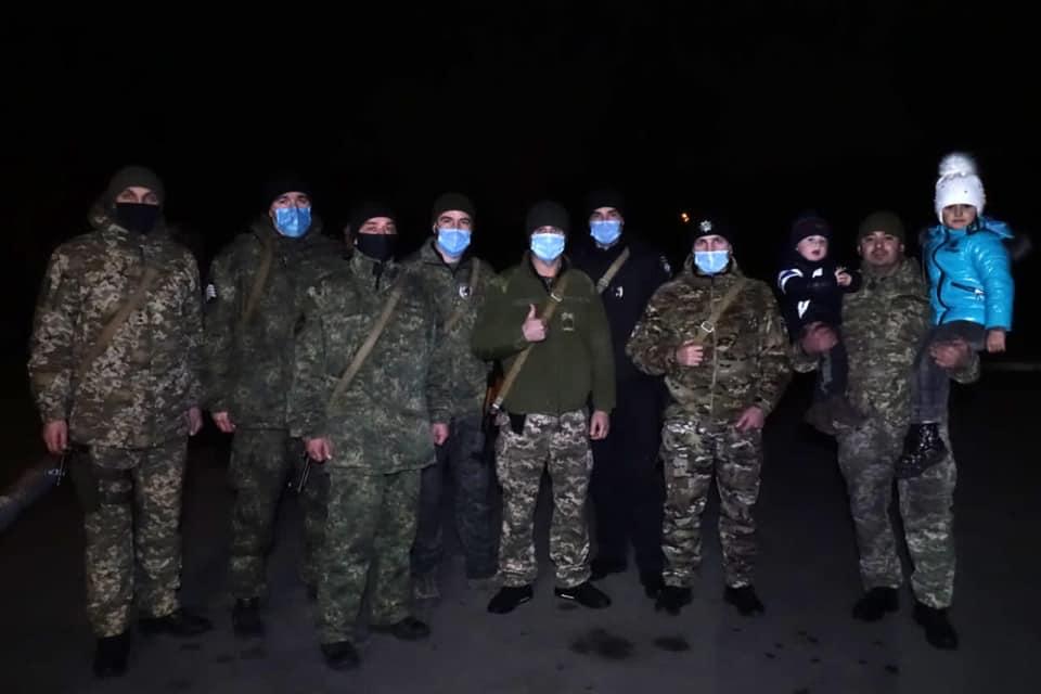 Із зони ООС повернувся загін прикарпатських полісменів 1