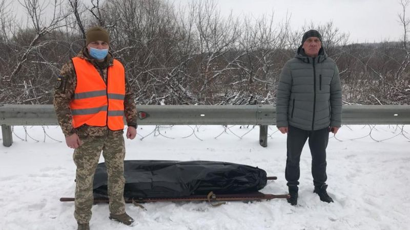 За тиждень у полон на Луганщині потрапив другий військовий. Перший помер 2