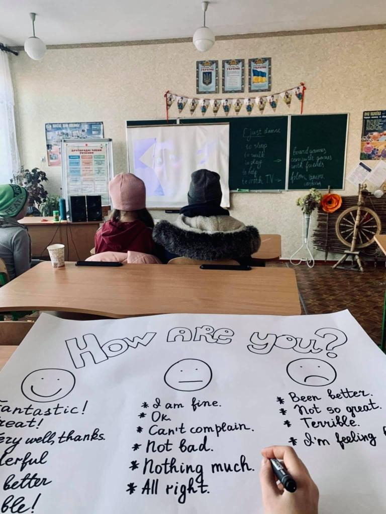 Вчителів запрошують у волонтерську місію на Луганщину 1