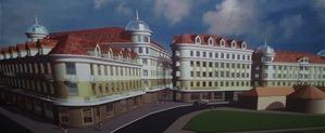 проект забудови Тринітарської площі в Івано-Франківську