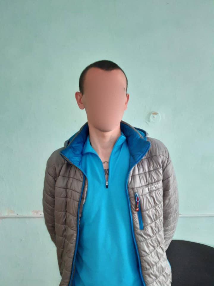 Калушанин побив і пограбував чоловіка, з яким розпивав алкоголь 1