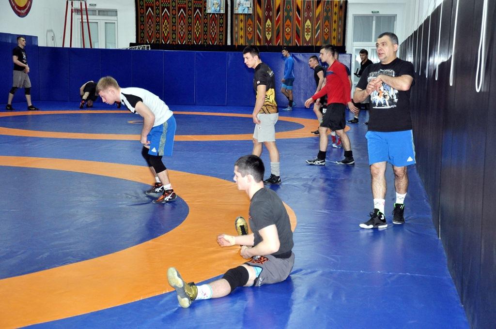 П'ятеро студентів ПНУ здобули нагороди чемпіонату України з вільної боротьби 2
