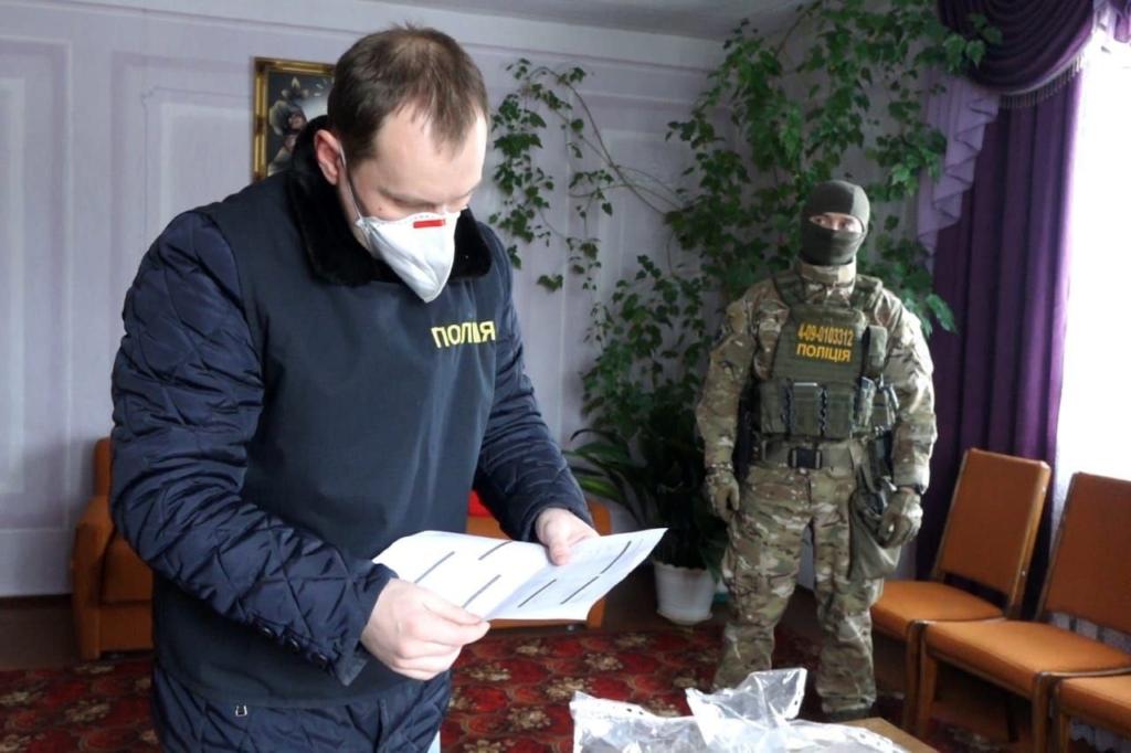 Правоохоронці провели обшуки в лісгоспах та деревообробних підприємствах Косівщини 1