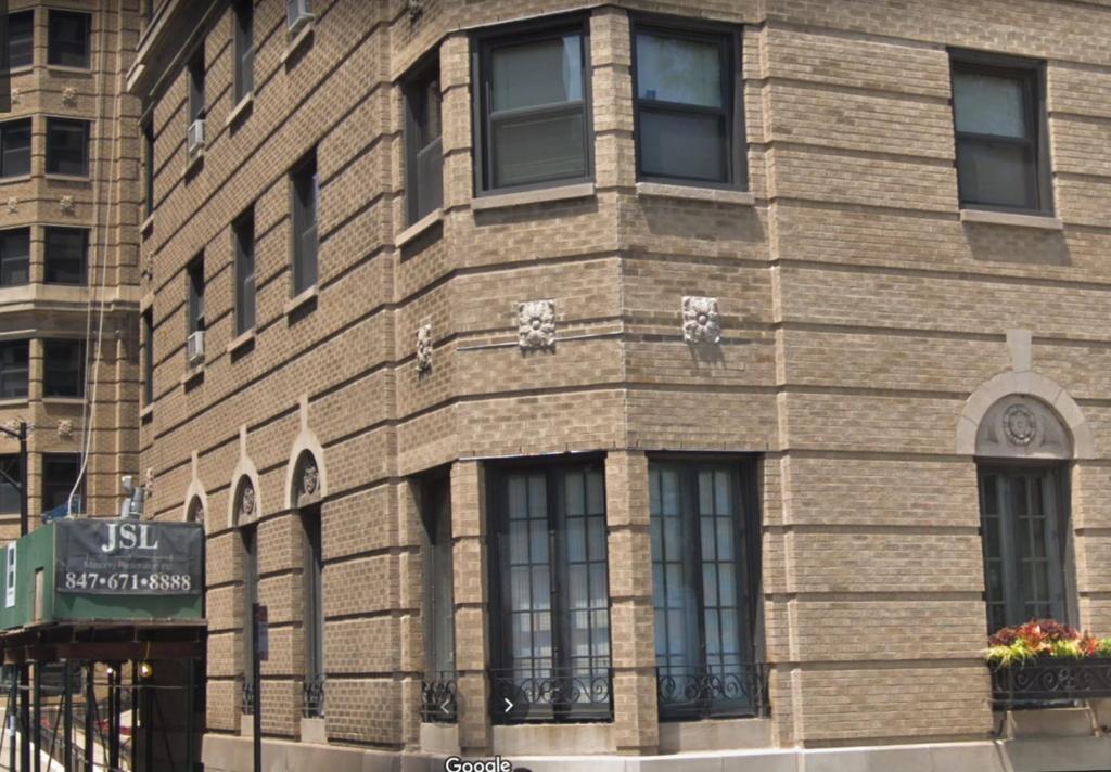 елементи фасаду в Чикаго - проєкт компанії архітекторів Януша і Хупера