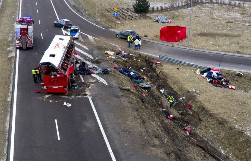 Автобус з українцями потрапив у ДТП в Польщі – шестеро загиблих та десятки травмованих 1
