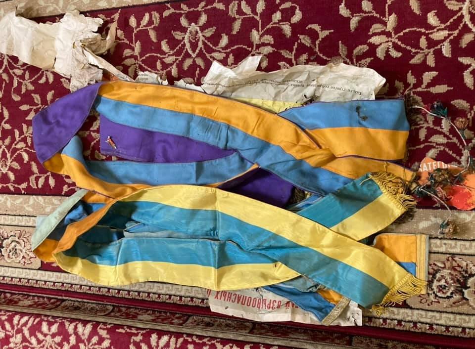 У Фитькові знайшли сховок, залишений парафіянами перед закриттям храму радянською владою 2