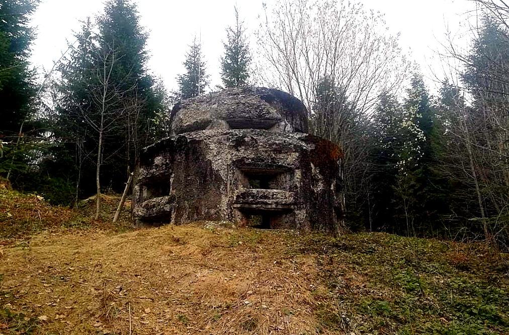 """ДОТи у Богрівці включать у туристичний маршрут """"Слідами Першої світової війни"""" 1"""