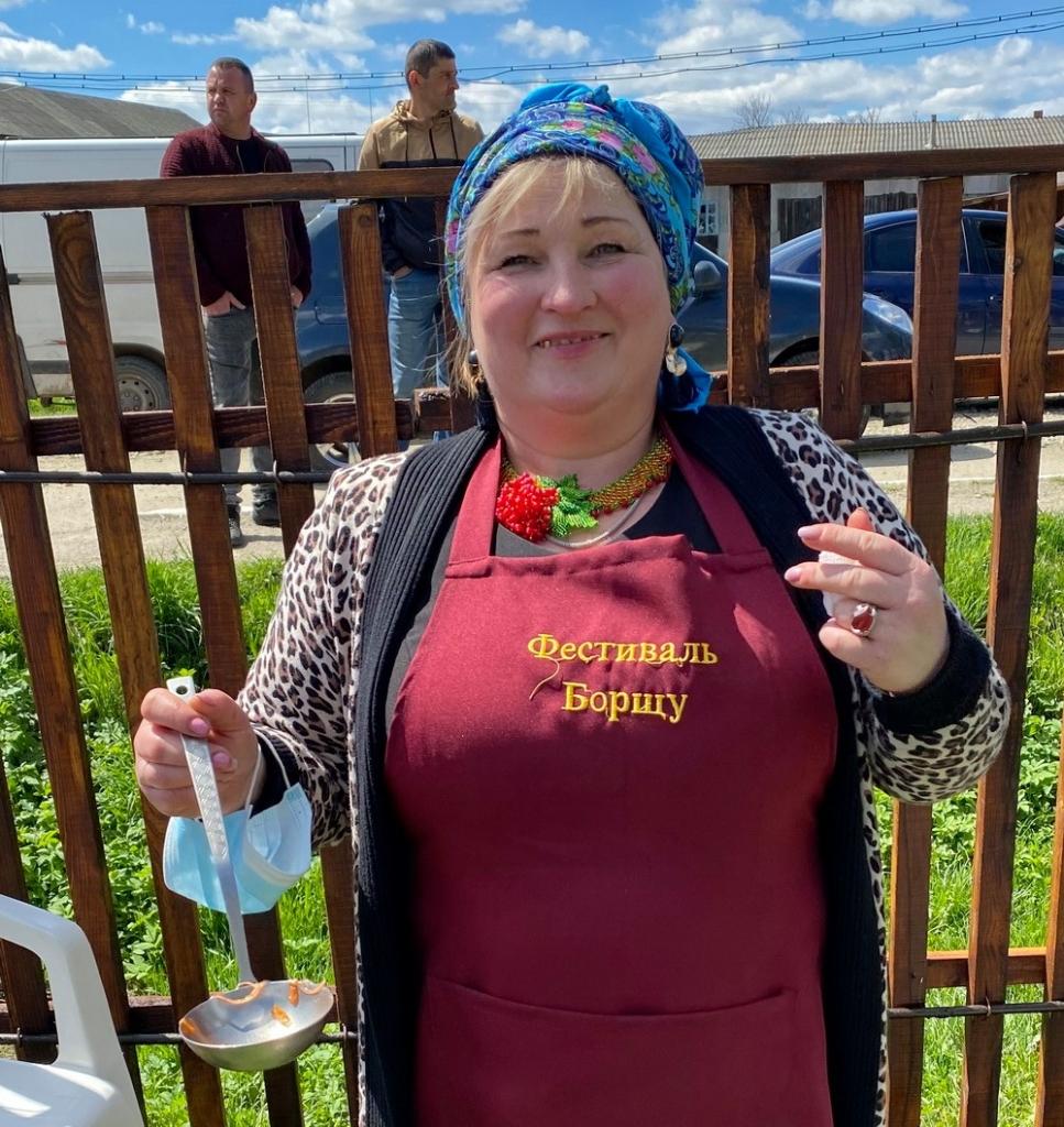 Щоби ложка стояла: на Фестивалі борщу у Кричці представили 12 варіантів страви 2