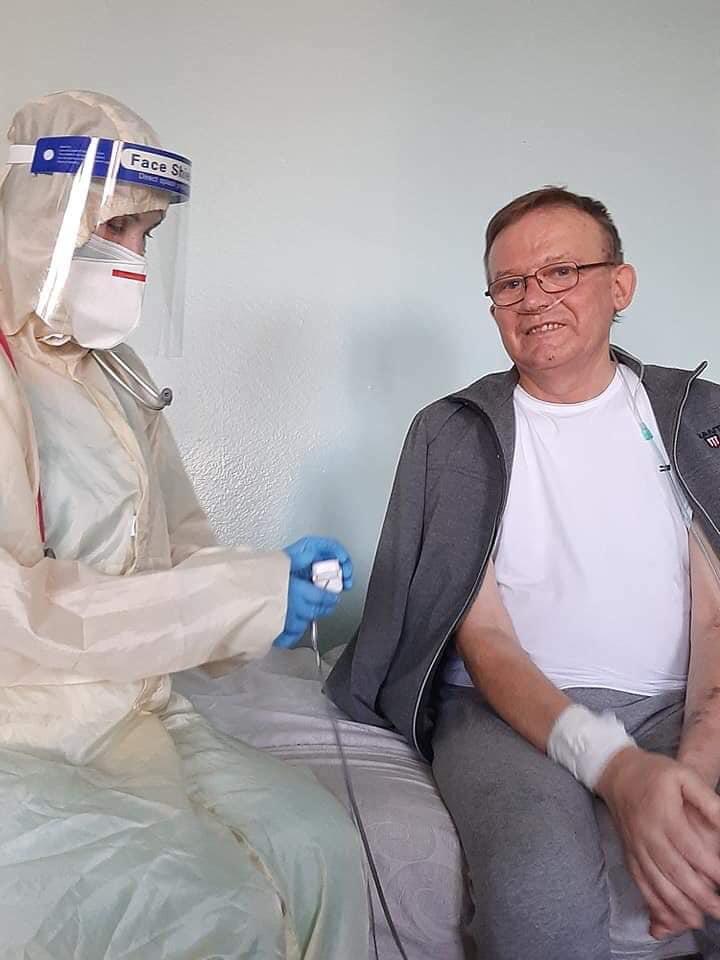 Пацієнт 5 місяців лікувався від коронавірусу в ОКЛ