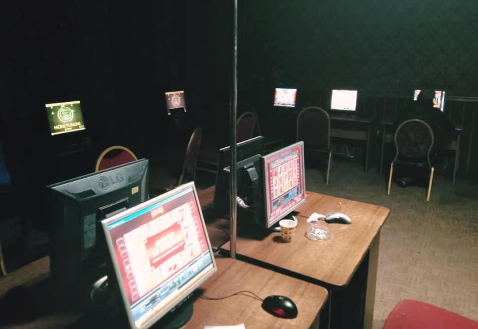 нелегальний ігровий центр в Івано-Франківську