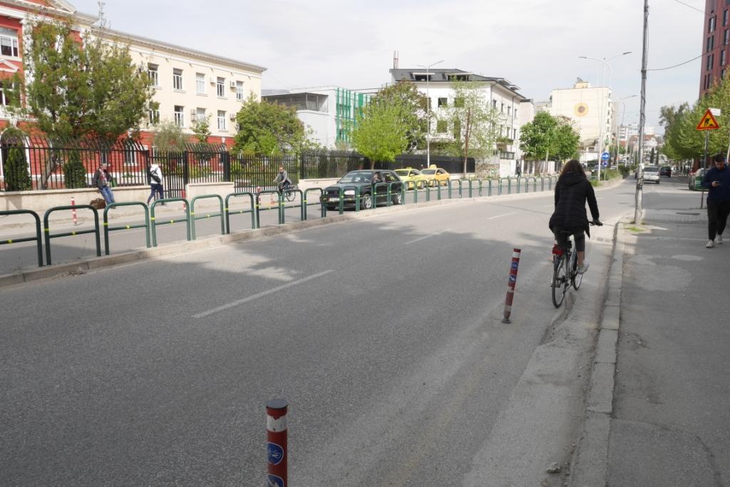 дороги в Албанії