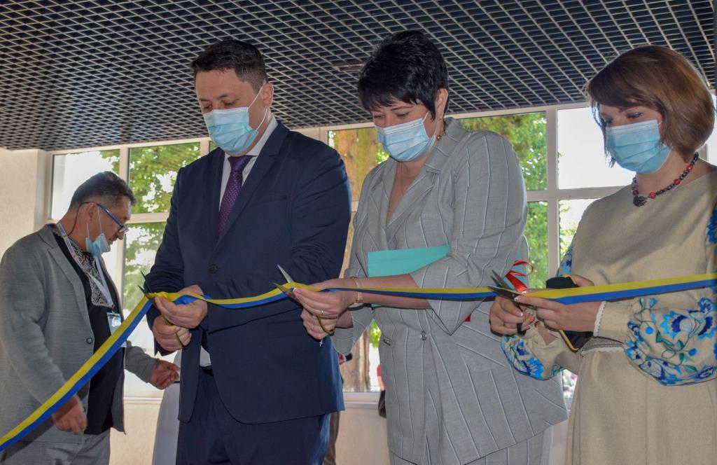 У ЦМКЛ Франківська відремонтували та розширили відділення екстреної медичної допомоги 3