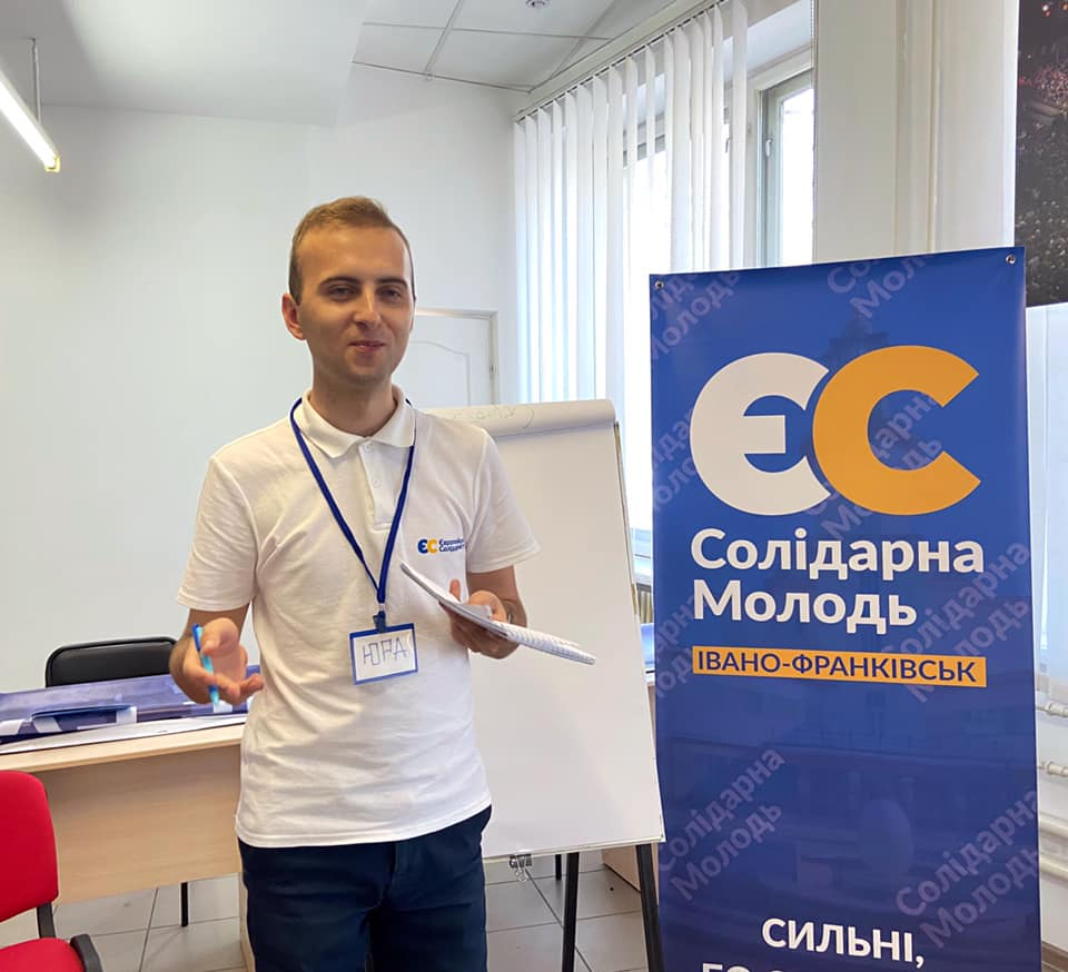 У Франківську провели дебатний табір Солідарної молоді «Debate UP» 1
