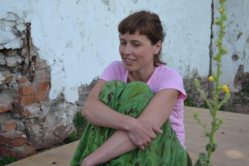 Ольга Михайлюк - артполе