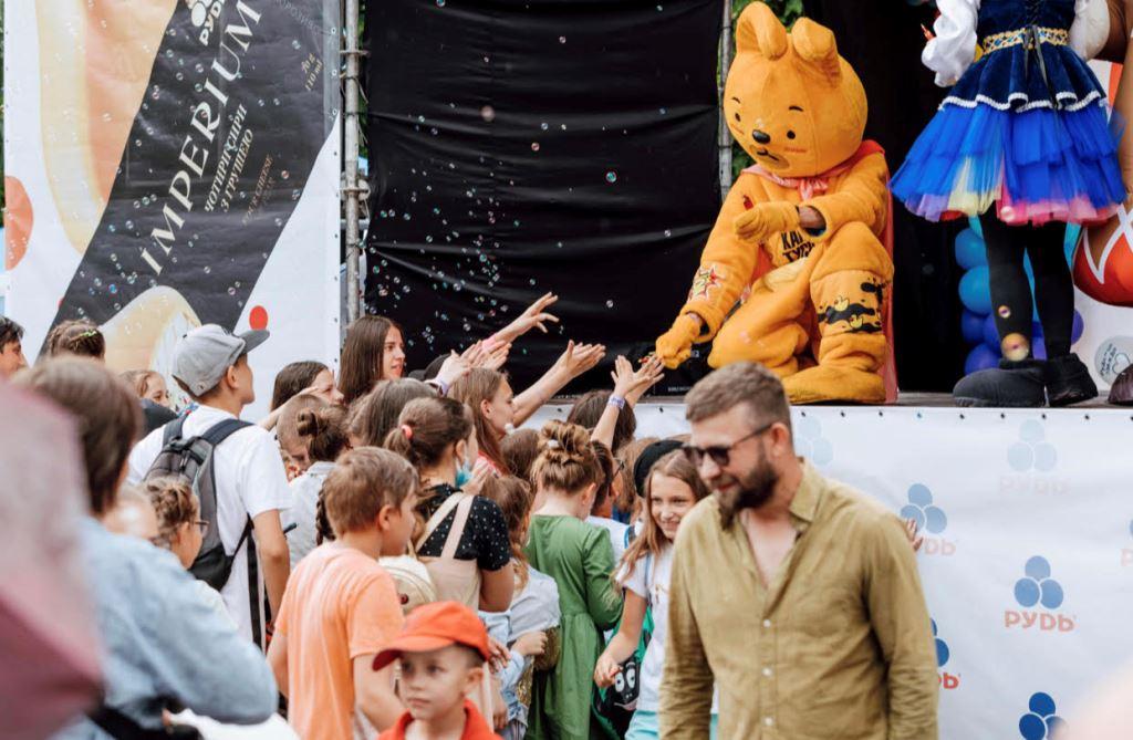 «Рудь – це завжди любов»: у Франківську відзначили свято морозива 3
