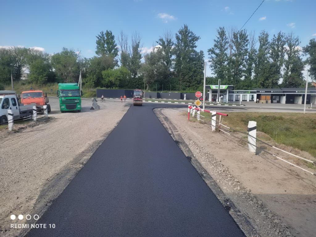 БМбуд проводить капітальний, середній і ямковий ремонт доріг