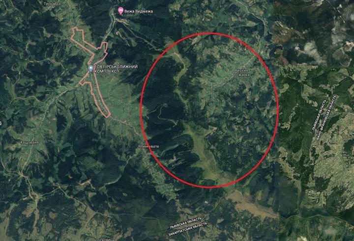 У Карпатах збудують новий гірськолижний комплекс, що матиме 60 км трас 1