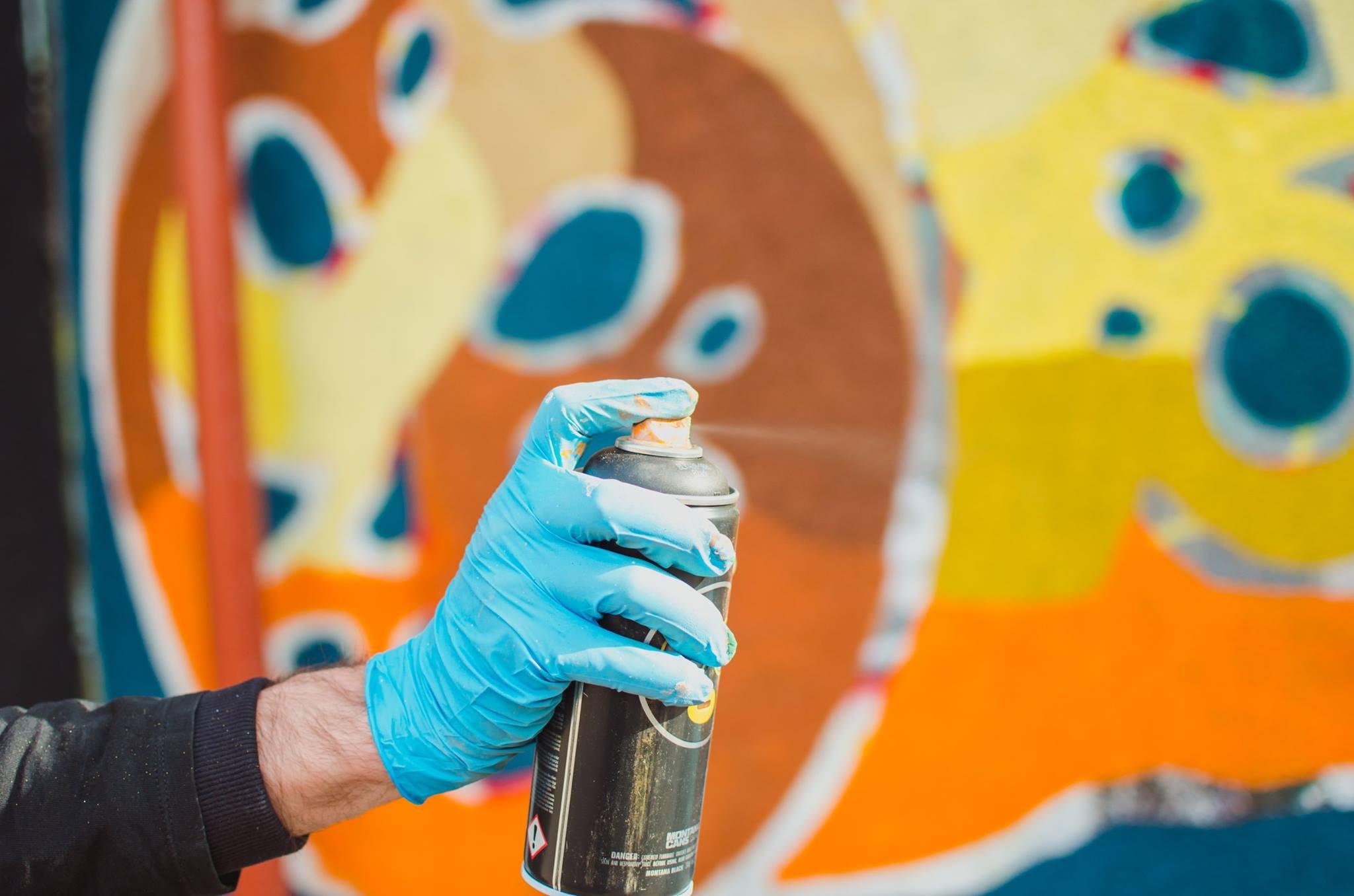 """Понад 30 художників приїдуть до Франківська на фестиваль графіті """"Алярм"""""""
