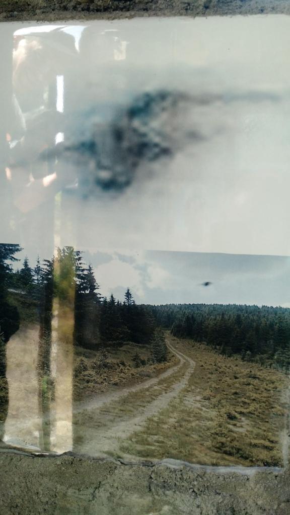 Капличка на полонині Балтагура в Карпатах встановлена через появу диявола