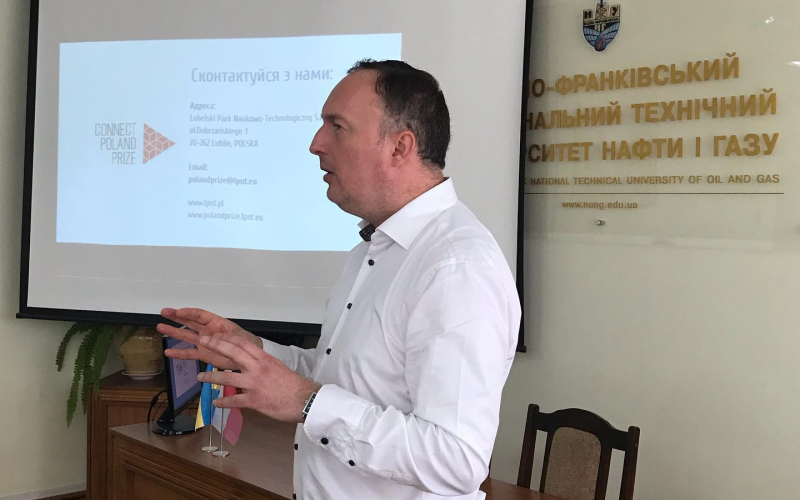 У Франківську презентували польську програму підтримки стартапів 1