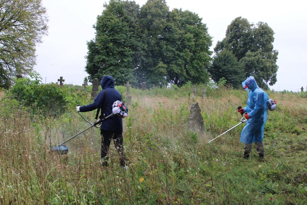 Франківці впорядкували у Польщі сім цвинтарів, де знайшли спочинок Січові стрільці, вояки УГА та УПА 1