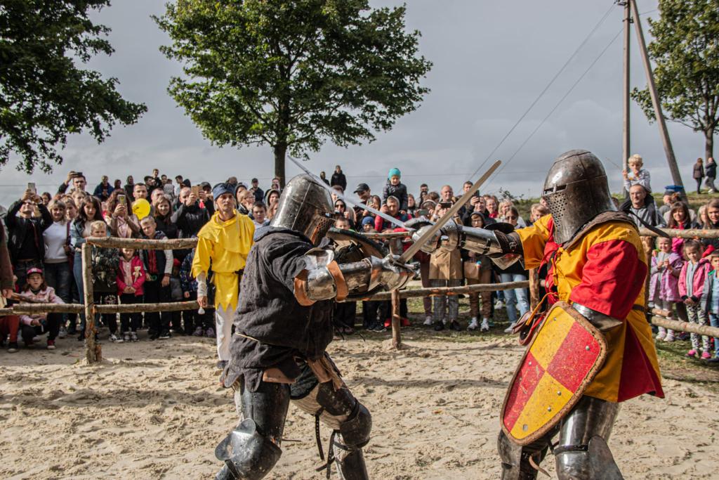 За кубок Короля Данила: у Галичі відбувся лицарський турнір 7