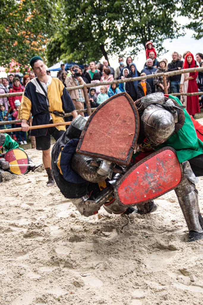 За кубок Короля Данила: у Галичі відбувся лицарський турнір 3