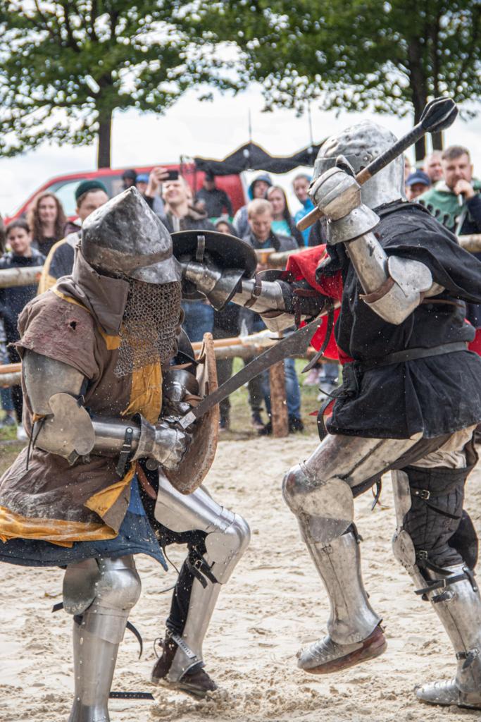За кубок Короля Данила: у Галичі відбувся лицарський турнір 8