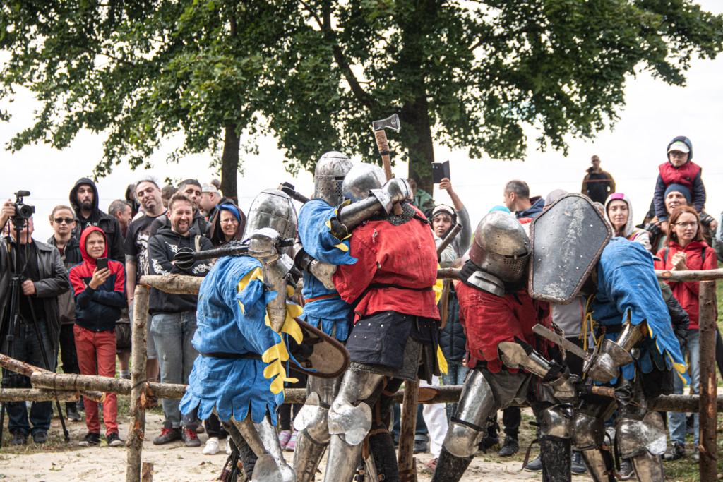 За кубок Короля Данила: у Галичі відбувся лицарський турнір 5