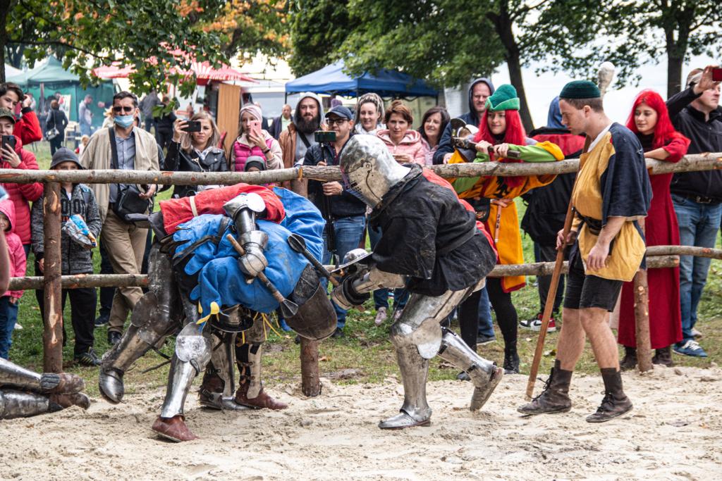 За кубок Короля Данила: у Галичі відбувся лицарський турнір 2